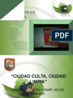 CIUDAD CULTA, CIUDAD LIMPIA.pptx