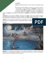 Los 9 Mundos de La Mitología Nórdica