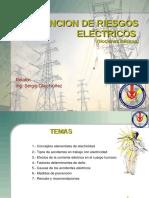 2015 Prevencion Riesgos Electricos Basico