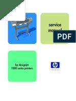 HP DJ 1000 Series
