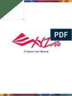 XYZware User Manual en V3.2