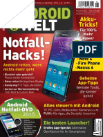Android Welt - Oktober November 2014