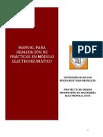 Prácticas electroneumaticas