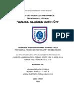 PEXTRACCION DE TOXICOS ORGANICOS FIJOS