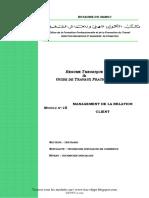 M14 - Management de La Relation ClientTER-TSC - Www.bac-Ofppt.blogspot.com