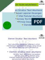 3. Bab III Struktur Teori Akuntansi