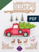 Scentsy Holiday Brochure 2016