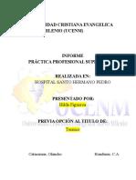 Informe- Observaciones