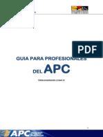 Guia Para Profesionales Del Apc- Mayo 12