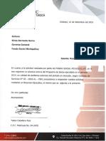 Resúmen Ejecutivo (FSM) - Programa de Becas