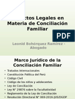 Aspectos Legales en Materia de Conciliacion 3