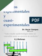 4. Diseños Cuasi Experimental (1)