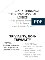 Complexity Thinking- NCLs