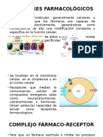 Receptores Farmacológicos Concepto He Historia