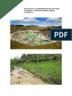 Alternativas de Solución a La Contaminación Del Río Tingo Maygasbamba