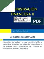 planeacion y control financiera