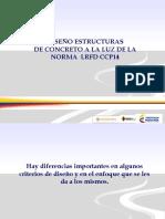 Estructuras de Concreto Estructural - Alfredo Santander