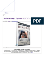 Life is Strange_ Episode 5 (PC-GAME) - IntercambiosVirtuales