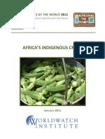 NtP Africa's Indigenous Crops