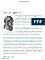 Plato _ Internet Encyclopedia of Philosophy