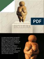 Excultura Pré História