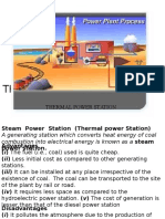 Thermal Powerstation