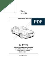 Jaguar Workshop Manual  X-Type 2001-2009.pdf
