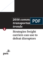 2016 Commercial Transportation Trends