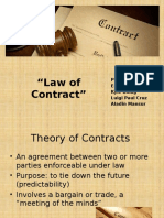 10 Law of Contracts