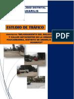 Informe Final de Estudio de Trafico Malecon