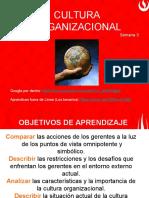 Semana 03 Unidad 1 Cultura Organizacional(2)