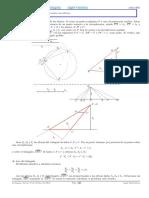 Construcción triángulo