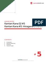 5. Kantan Kana #5- Hiragana な, に, ぬ, ね, の.pdf