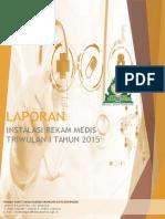 Cover Laporan Tahunan IRM