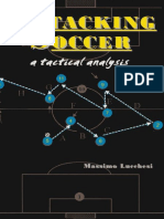 Attacking Soccer a Tactical View - Lucchesi, Massimo