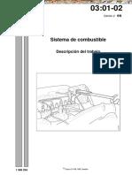 Manual Scania Sistema de Combustible