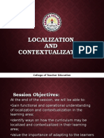 Contextualization and Localization.ppt