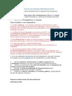 Pasos Para La Constitución de Una Empresa Unipersonal en El Perú