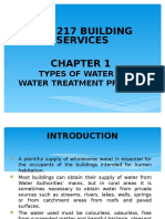 Chap 1a Types of Water & Treatment Process (1)