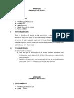 Ficha de Consejeria Psicologica