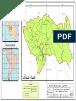 Mapa Base Junin