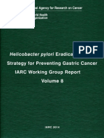 Helicobacter Pylori Eradication