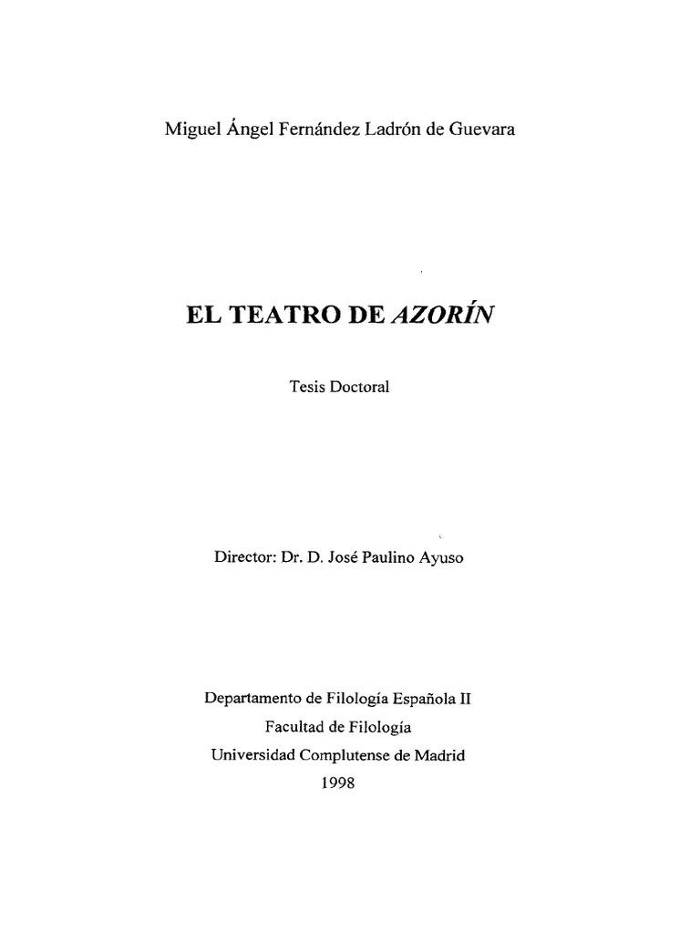 El teatro de Azorín - tesis doctoral.pdf