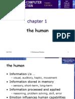 e3-chap-01 Human.ppt