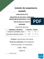 Electricidad Informe 2