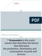 Nature of Indian Economy (1)