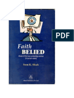 Faith Belied