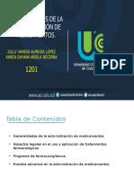 Generalidades de La Admnistracion de Mdicamentos