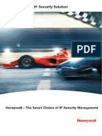 Honeywell HUS Smart IP Solution Brochure
