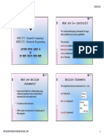 Structured Programming Slide Week4